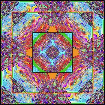 Mandala #1 by Loko Suederdiek