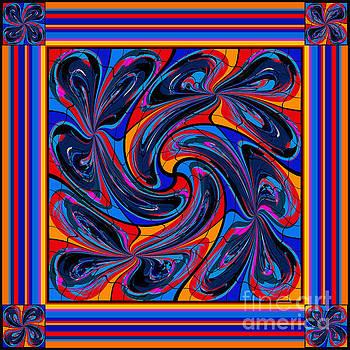 Mandala #3 by Loko Suederdiek