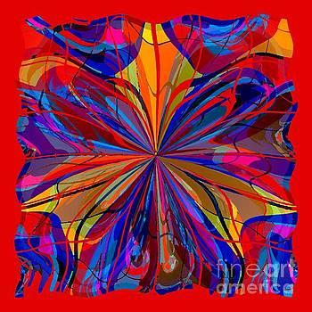 Mandala #4 by Loko Suederdiek