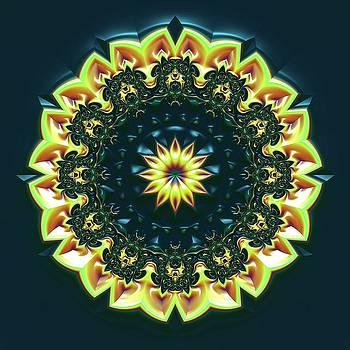 Mandala 467567 by Robert Thalmeier