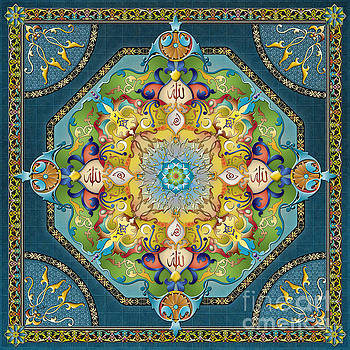 Bedros Awak - Mandala Arabesque