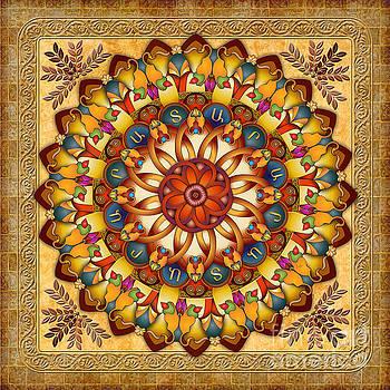 Bedros Awak - Mandala Ararat V2