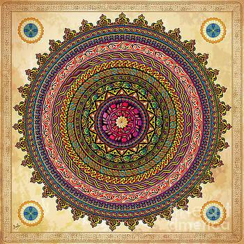 Bedros Awak - Mandala Armenian Decorative Art