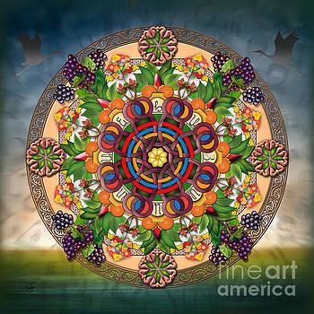Bedros Awak - Mandala Armenian Grapes