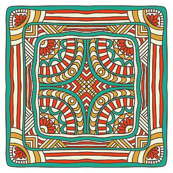 Valdecy RL - Mandala Colorful
