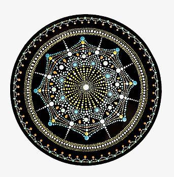 Dee Carpenter - Mandala Dot Painting