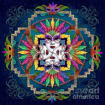Bedros Awak - Mandala Festival Masks V1