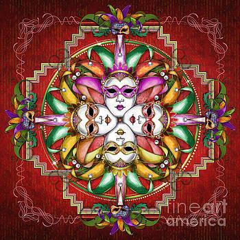Bedros Awak - Mandala Festival Masks V2