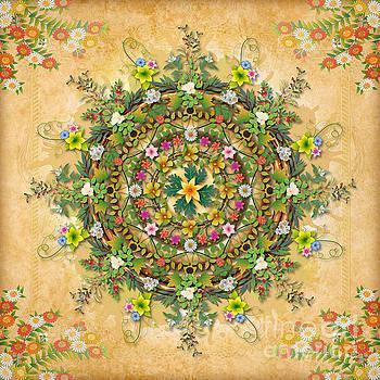 Bedros Awak - Mandala Flora