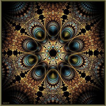 Mandala III. by Lorant Zsolt