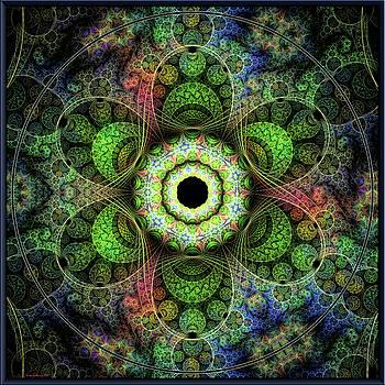 Mandala IV by Lorant Zsolt
