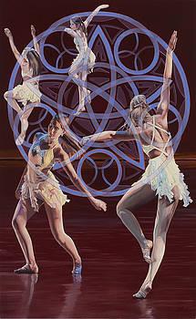 Mandala by Kevin Aita