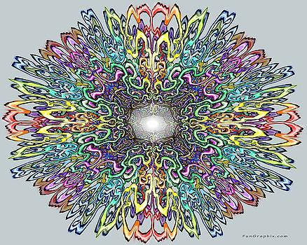 Mandala by Kevin Middleton