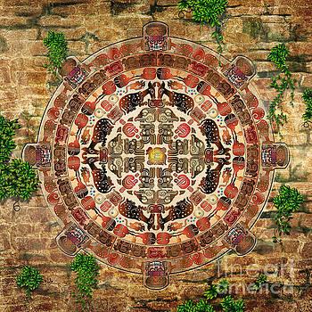 Bedros Awak - Mandala Maya
