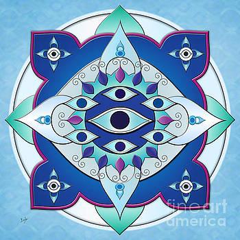 Bedros Awak - Mandala Of The Seven Eyes