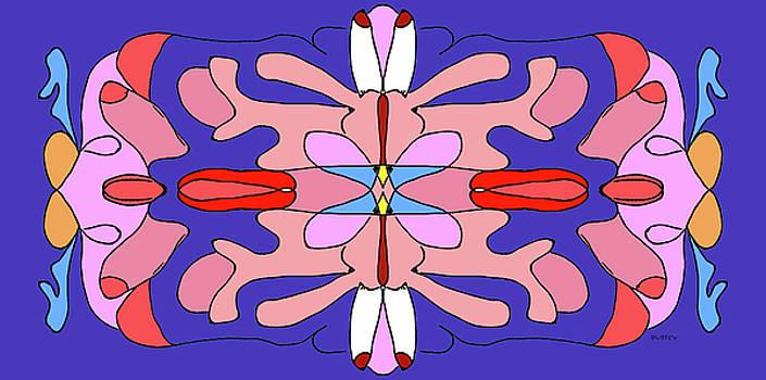 Mandala Sexualis by Doug Duffey