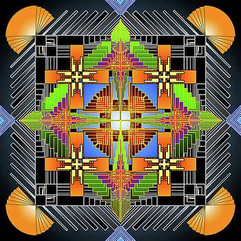 Mandala Supremo by Mario Carini