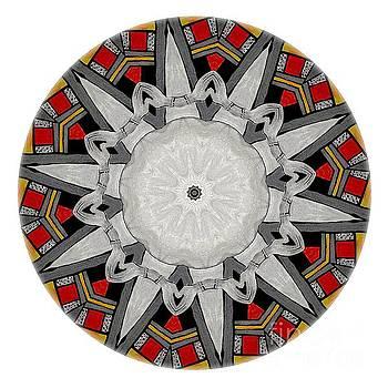 Marek Lutek - Mandala - Talisman 4208