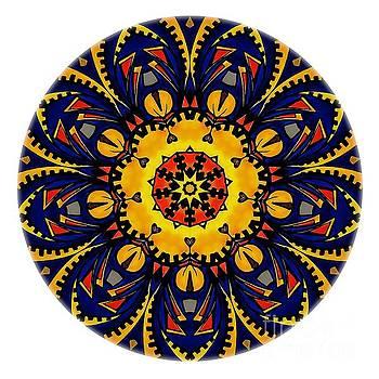 Marek Lutek - Mandala - Talisman 4212