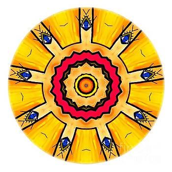 Marek Lutek - Mandala - Talisman 4233