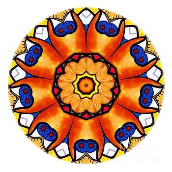 Marek Lutek - Mandala - Talisman 4235