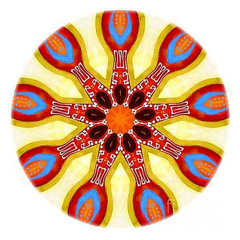 Marek Lutek - Mandala - Talisman 4243