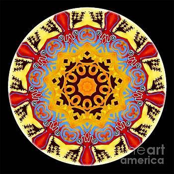 Marek Lutek - Mandala - Talisman 4248