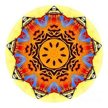 Marek Lutek - Mandala - Talisman 4249