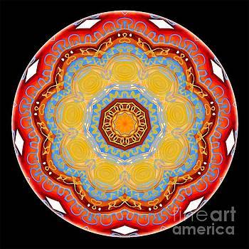 Marek Lutek - Mandala - Talisman 4254