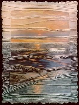Mandalay Sunset by Tomchuk