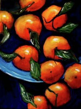 Mandarini by Katy Hawk
