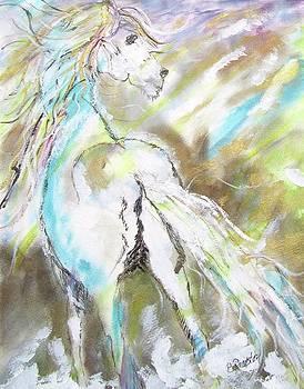 Mane Flurry by Barbara Pearston
