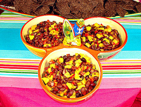 Robert Meyers-Lussier - Mango and Black Bean Salsa