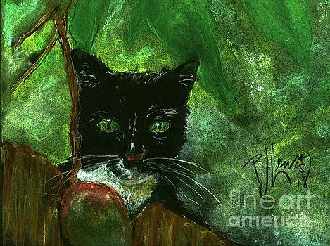Mango kitty by PJ Lewis