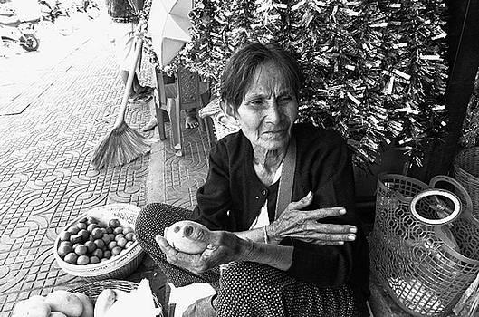 Mango Seller by Timothy Leonard