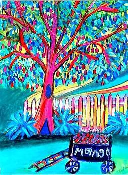 Mango Tree by Ted Hebbler