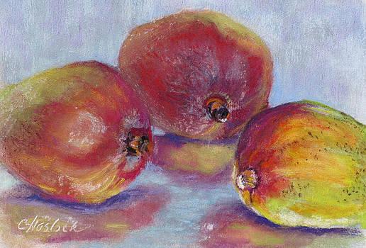 Mangos by Carole Haslock