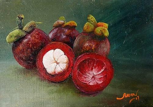 Mangosteen by Saadon Bin Saad