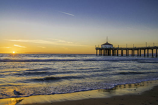 Manhattan Beach by Fernando Margolles