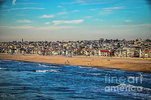 Julian Starks - Manhattan Beach