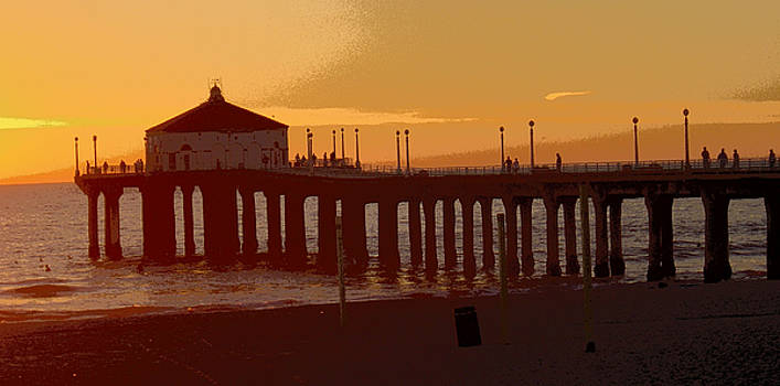 Manhattan Beach Pier 236 by South Bay Skies