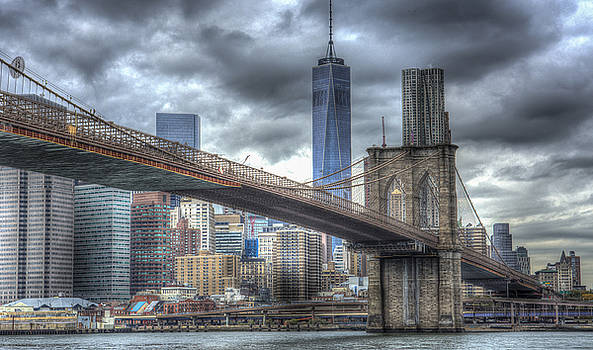 Manhattan Bound by Michael Santos