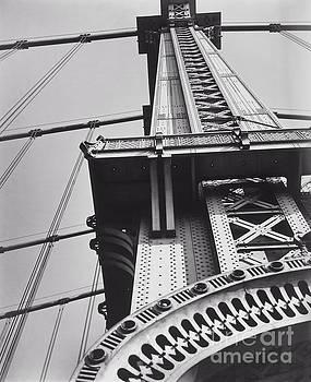 Lionel F Stevenson - Manhattan Bridge