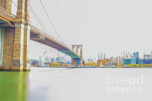 Roman Gomez - Manhattan Bridge
