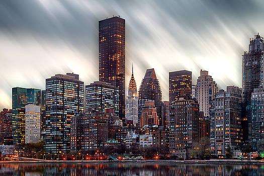 Manhattan Daze by Az Jackson
