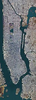 Weston Westmoreland - Manhattan from Above