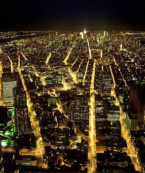 Manhattan by Gerard Fritz