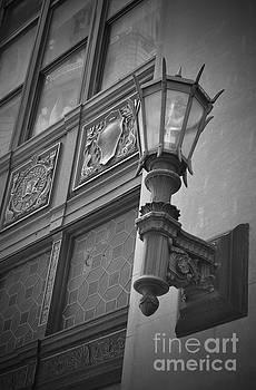 Jost Houk - Manhattan Lantern