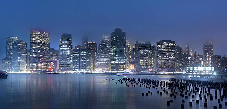 Manhattan Lullaby by Mark Andrew Thomas