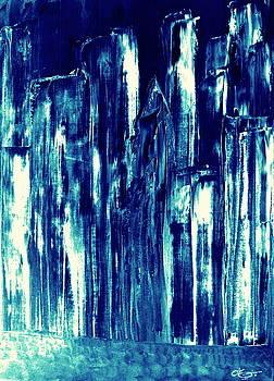 Manhattan Nocturne by Bill OConnor
